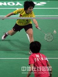 中国羽毛球公开赛 蒋燕皎2 0胜朱琳晋级决赛