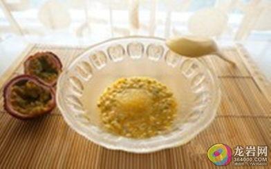 百香果史上完美搭配吃法,美味又美容