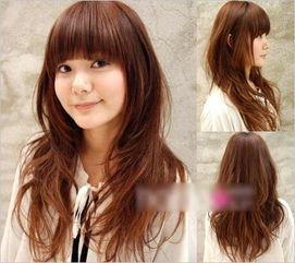 2010年最流行什么颜色的发型