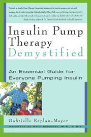 Insulin Pump Therapy Demystified An Essential Guide for Everyone ...
