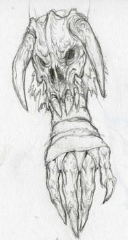 沉沦魔的盔甲设定-惊现死灵法师 暴雪美工放出暗黑3早期概念图