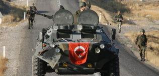 ...袭土耳其军队致44人死伤 土方战机越境回击