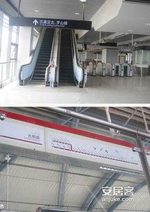 11号线花桥站地铁内部首次曝光