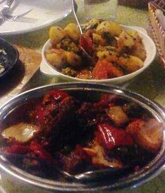 印度风情 印度宫廷美食评价 上海开饭喇