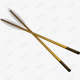 矢量手绘筷子的素材免抠矢量手绘筷子餐具-矢量手绘筷子素材图片免...
