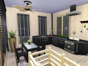 模拟人生4 豪华的现代世外桃源MOD V20190308