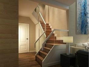 房屋装修结构图楼梯间-间房屋结构设计