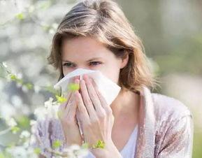 ...青关注 鼻痒 打喷嚏 流清涕......这些可能是过敏性鼻炎