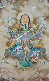 九天荡魔祖师、无量祖师,全称真... 现在湖北武当山供奉的主神就是真...