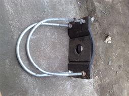 铸铁分水卡子 U型螺丝分水卡子 分水抱卡