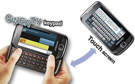 ...xy 551 Touch Phone Mobile Phone