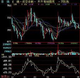 股票操作DMA指标的技术分析?