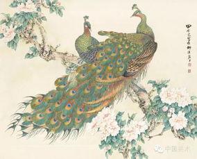 ...绘画于一炉,用现代审美意识和情趣,画出了花鸟画的新时?-工笔花...