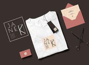 女装企业品牌VI设计