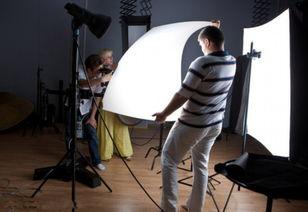 摄影师揭秘人体艺术写真拍摄全过程