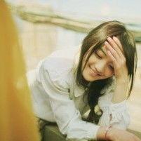 甜美清纯美女头像 你甜美清纯的微笑我怎能抹掉