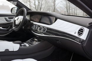 千匹马力 Mansory推奔驰S63 AMG改装车