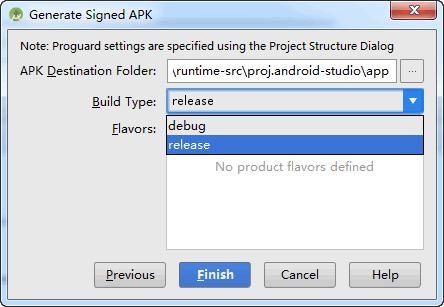7 基本工作流 使用AndroidStudio编辑Cocos项目