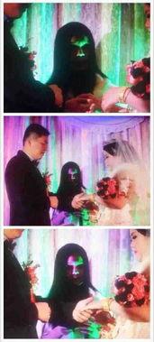 ... 婚礼一秒钟变鬼片-婚礼晚宴如何挑选合适的舞台灯光