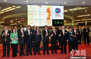 资料图.    摄 -全球金融科技中心香港列第五 上海列第11位