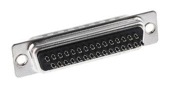 A HDS 44 LL Z ASSMANN WSW A HDS 系列 直向 电缆安装 插头, ...