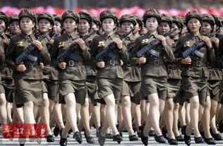 美报告称朝鲜军费占GDP近四分之一 比例全球第一