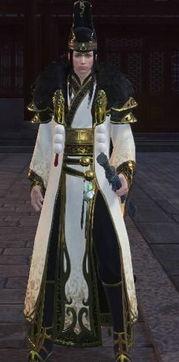 天涯明月刀圣绣秦王外观展示 新时装圣绣秦王怎么得