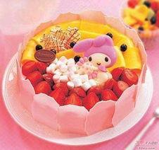 来吃生日蛋糕吧