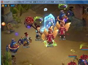 五行boss通关 QQ仙灵的攻略祝你一臂之力