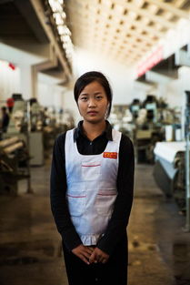 ...摄影师镜头中的朝鲜女性 传统和时尚交融