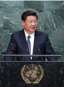 ...平在西雅图出席中美企业家座谈会.-复兴的中国赢得应有的尊重