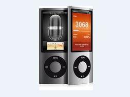 苹果iPod nano 5跌破千元 现售989元