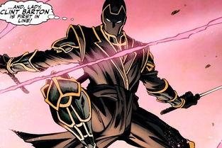 原著漫画中,Hawkeye 在一次红巫... Witch 的魔法而复活,重生后决定...