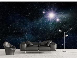 星空主题宇宙墙纸 15619110 其他