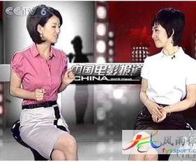 女犯不给穿胸罩-央视女主播不穿内衣 凸点 出镜遭网友热评 图