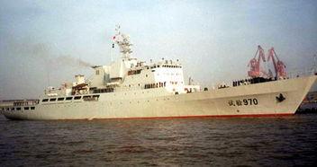 零号实验舰-中国海军试验舰 毕 N 号挑战海上航行极限图