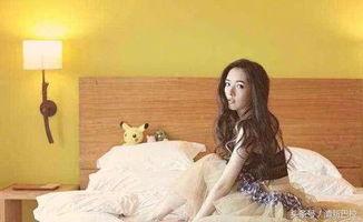郭碧婷大晒床上性感照片,尽显黑丝的诱惑,网友 太美了啊