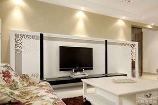电视背景墙 墙纸图片 客厅电视背景墙