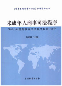 未成年人刑事司法程序 外国刑事诉讼法有关规定 世界各国刑事诉讼法 ...