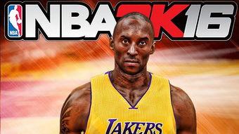 这张图片是科比在最新的《NBA 2K》系列封面上的模样,历经沧桑却...