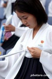 朝鲜航空公司 -风情万种 看各国空姐争奇斗艳