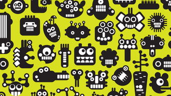 机器人壁纸-美国研究称机器人或成自闭症儿童最好老师