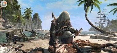 刺客信条4 黑旗 DLC 著名海盗 正式上市 增加新武器和新任务