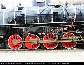火车轮子,国内旅游景点,旅游景点,摄影,汇图网