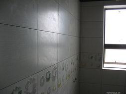 鲁能星城跃层 贴砖工艺 楼梯