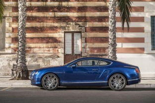 新款宾利欧陆GT Speed售15万英镑