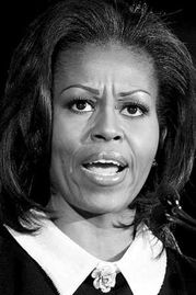 美第一夫人不满 虎妻 负面形象 与奥巴马大吵