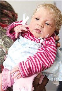"""恩琪与布娃娃人体-7月19日是个寻常的日子,但在这一天却降生了一个""""不寻常""""的小生..."""