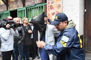 黑社会网名-涉嫌参与华人黑帮 一阿根廷杀手和两名华人被捕
