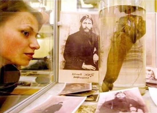 莫斯科情色博物馆 性爱艺术品令人大开眼界